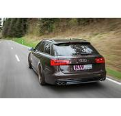Audi A6 Avant Gets KW Suspension And 21 Inch Wheels