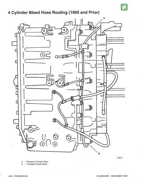 i need a diagram for a mercury 93 115hp fuel reciruation