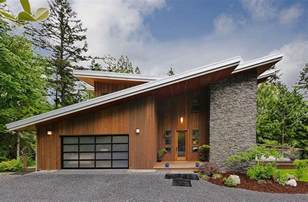 Modern Cabin Design Modern Forest Home I Heart A Mazing Small Bungalow House Plans With Photos