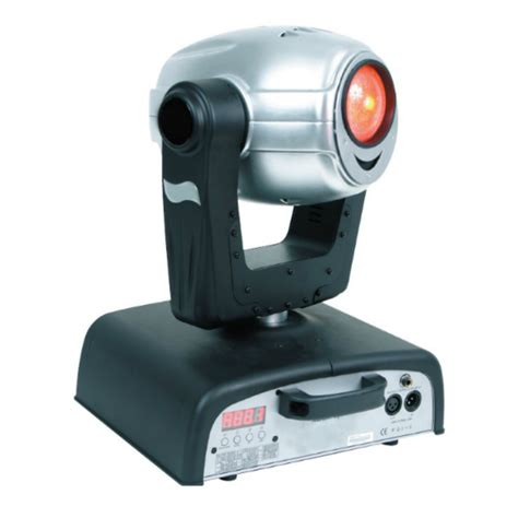 Dj Lighting Rental by American Dj Accuspot 250mk2 Scanner Intelligent Light