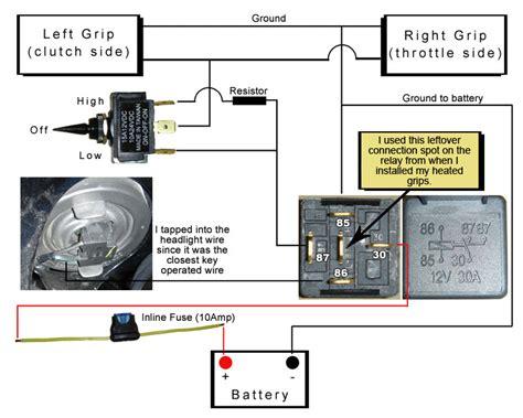 grips wiring diagram 24 wiring diagram images