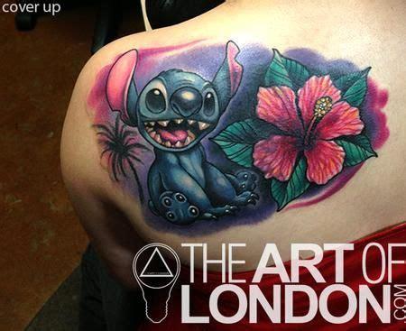 tattoo cover up london disney horror tattoo tattoonow tattoos london reese