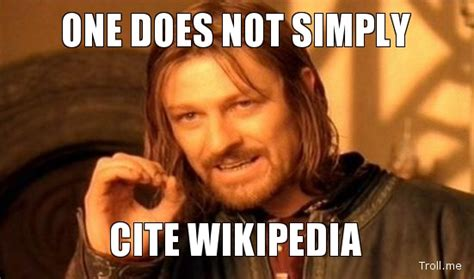 Wikipedia Meme - netizens vandalize philippine politicians wiki pages
