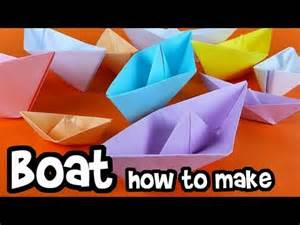 how to make a paper boat that never sinks pap 237 rrep 252 lő hajtogat 225 s paper airplane doovi