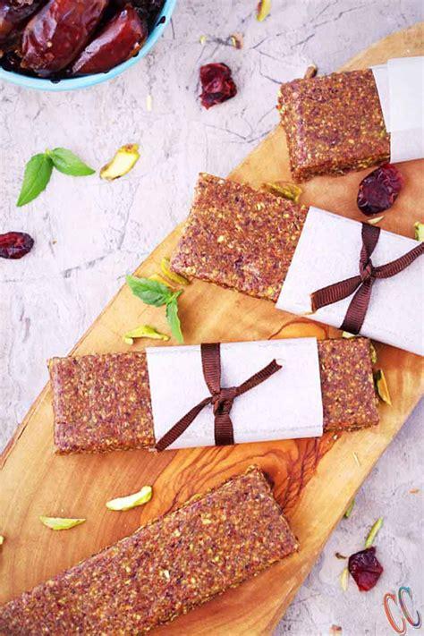 healthy energy bars recipe 3 ingredient no bake energy bar energy bar recipe