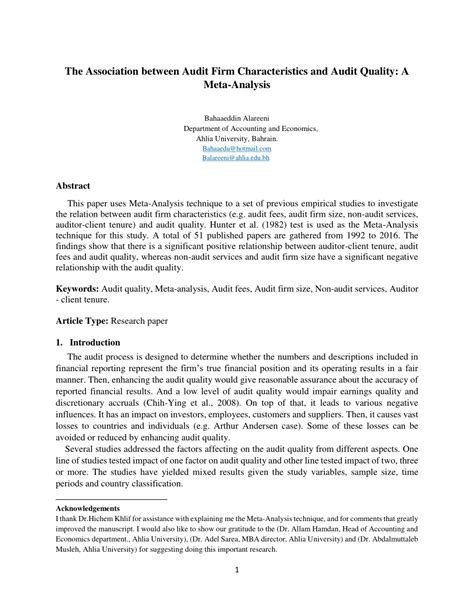 how to write a meta analysis research paper how to write a meta analysis research paper 28 images
