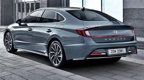 2020 Hyundai Sonata by 2020 Hyundai Sonata Look
