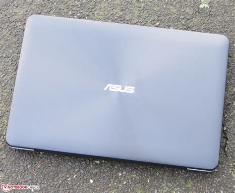 Asus F555ld Xx110h Laptop Review asus x555ld xx283h notebook review notebookcheck net reviews