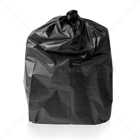 Bin Bag by Premium Black Refuse Sacks Bin Bags Refuse Sacks