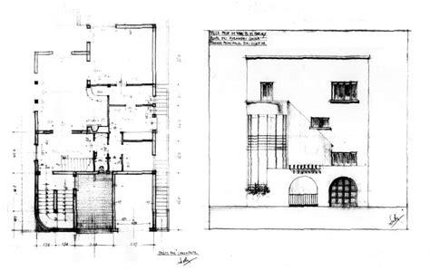 working drawing floor plan villa al harini working drawing ground floor plan and elevation archnet