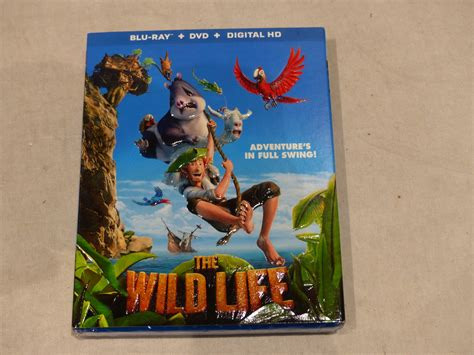 slipcover dvd the wild life blu ray dvd digital hd new with slipcover
