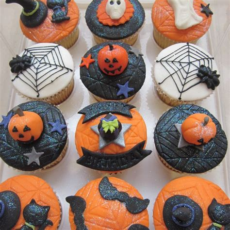 Halloween Themed Cupcakes | neo cakes halloween themed cupcakes