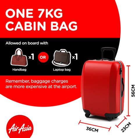 airasia baggage cabin airasia on twitter quot don t forget the cabin baggage