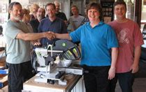 Festool Sweepstakes - highland woodworking wood news online no 39 november 2008