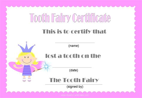 tooth certificate template free tooth quotes quotesgram