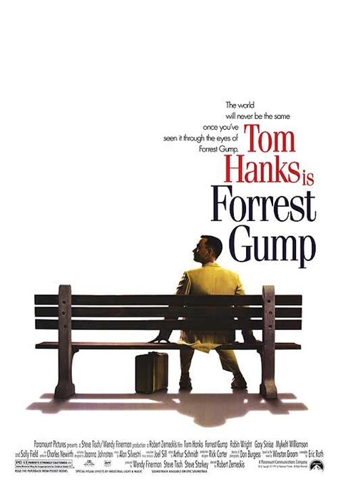 themes in the film forrest gump forrest gump movie posters at movie poster warehouse