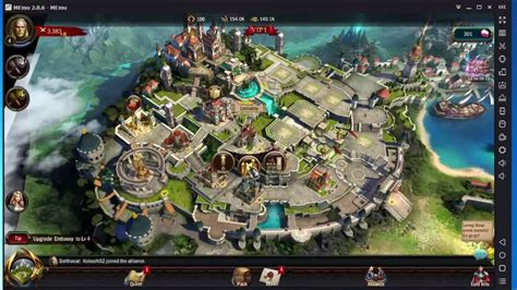 how to play war how to play war and order on pc with memu android emulator