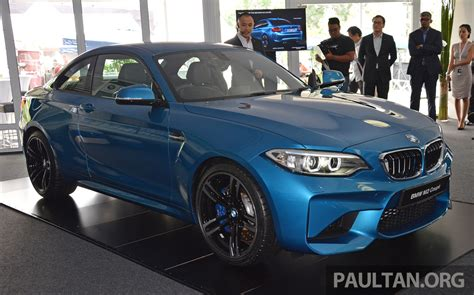 bmw 1 series price malaysia bmw m2 coupe launched in malaysia rm498 800