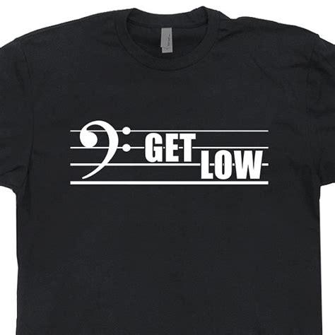 Jaket Sweater Rock Guitar bass guitar t shirt get low bass clef t shirt bassist t shirt