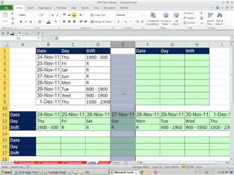 Excel Rotate Table by Excel 2010 Magic Trick 796 Excel Flip Table Rotate Table