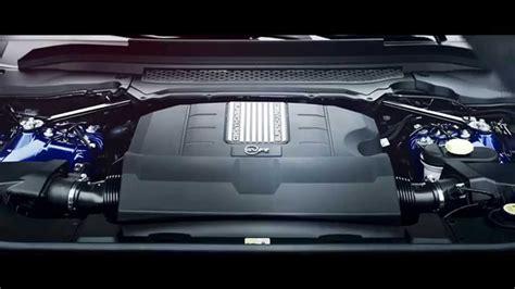 range rover svr engine new range rover sport svr revealed