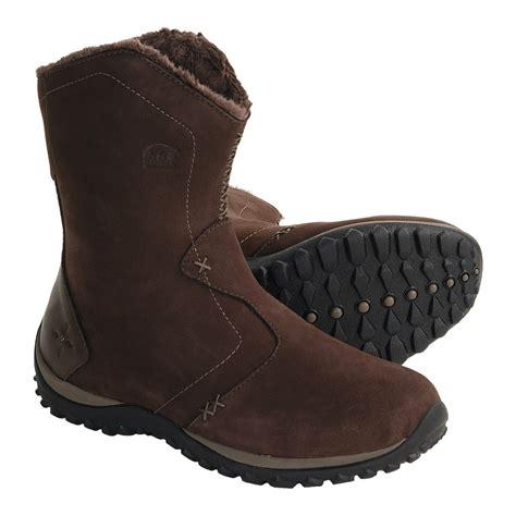 boots for waterproof sorel maribel winter boots waterproof insulated for