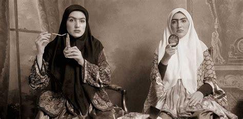 donne persiane shadi ghadirian le iraniane di oggi nella mostra quot the
