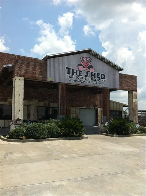 The Shed Bbq Restaurant by The Shed Barbeque And Blues Joint Closed 10 Photos