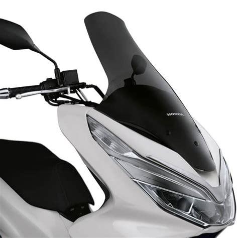 Pcx 2018 Honda Cengkareng by High Windscreen Kaca Depan Honda Pcx Aksesoris Resmi Honda