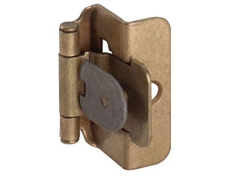 bevel cabinet hinges 20 hinge single demountable partial wrap 30 bevel 13 32 8740 bb by