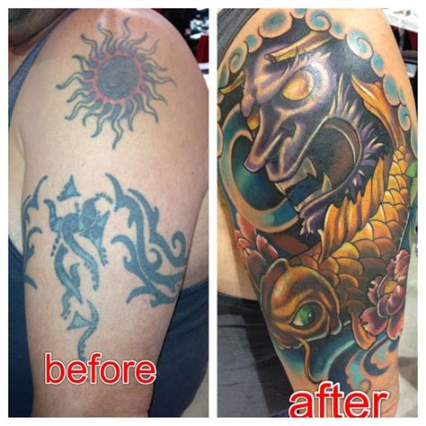 tattoo cover up tribal cover up on tattoos cover up cover up