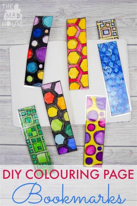 printable educational bookmarks diy colouring page bookmarks bookmarks free printable