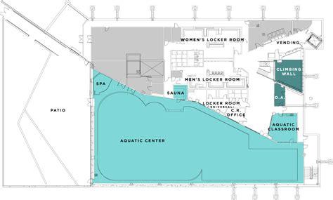 recreation center floor plan maps and floor plans foster recreation center cus