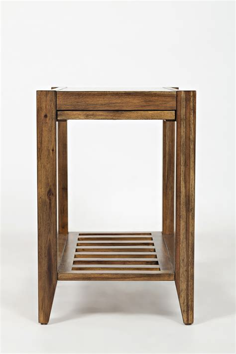 chairside table by drive jofran beacon chairside table boulevard home