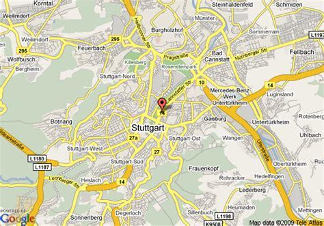 stuttgart map germany stuttgart map map