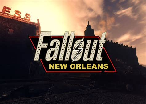 bethesda d 233 pose la marque fallout new orleans