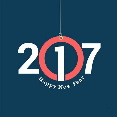 modern new year modern new year card vector free