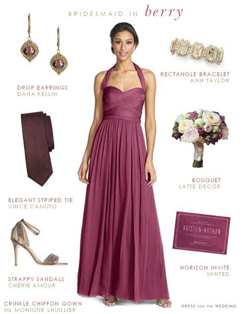 wine colored bridesmaids dresses bridesmaid dresses for fall weddings