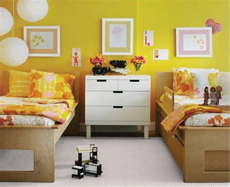 Yellow Bedroom by Fanatical Combination Of Yellow Bedrooms 9 Design Ideas