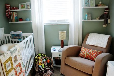 small room baby nursery ideas tips for decorating a small space