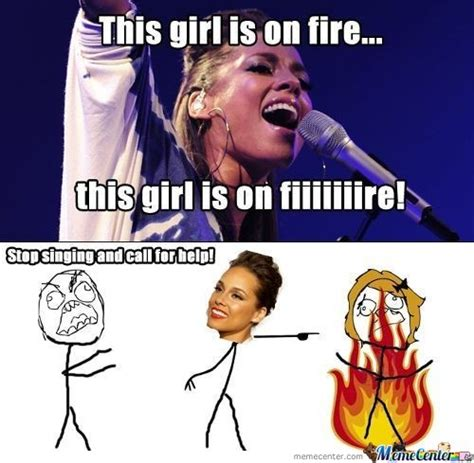 Fire Girl Meme - girl on fire memes best collection of funny girl on fire