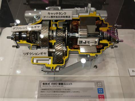 Toyota Prius Automatic Transmission Le D 233 Des Composants De La Nouvelle Toyota Prius 4 Au