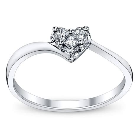 17 best ideas about simple promise rings on