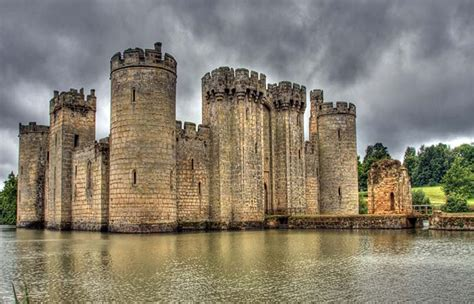 House With Moat by Discover The 15 Best Medieval Castles In The Uk