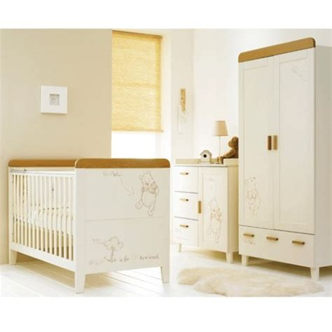 winnie the pooh nursery furniture set cosatto winnie the pooh sketchbook nursery furniture set