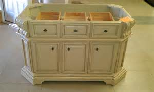 Vintage Kitchen Islands by Islands