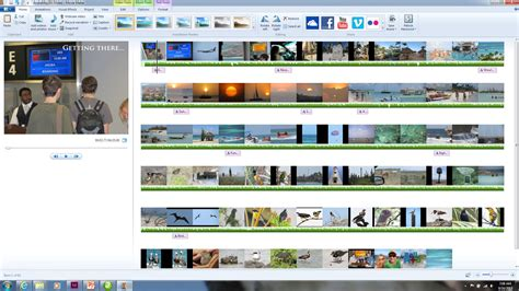 windows movie maker tutorial video editing youtube and you