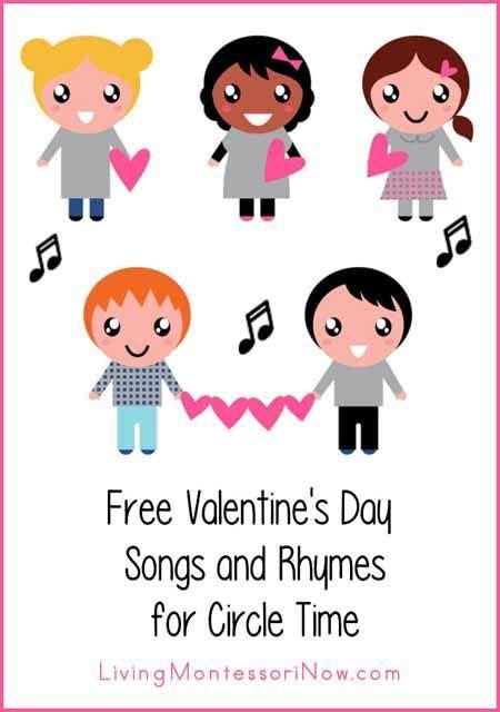 valentines songs for preschoolers 84 best educational songs rhymes fingerplays images on