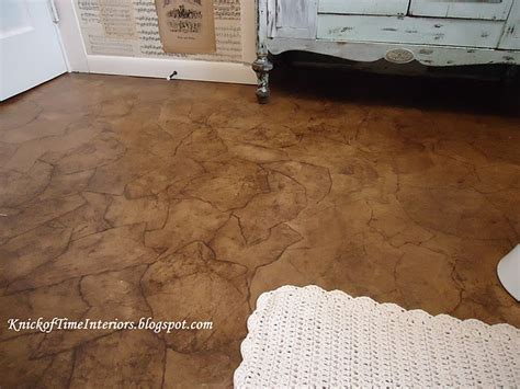 Craft Paper Floor - craft paper quot leather quot flooring unique home decor