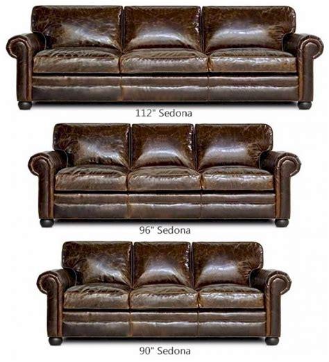 leather sofa bed set sedona lancaster oversized seating leather sofa set